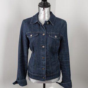 NWOT Jones NY jeans jacket - M